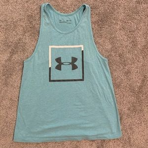 UA Athletic Tank too